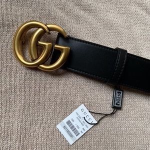New Exclusive Gucci Belt GG